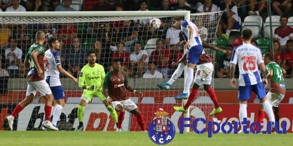 «Маритиму» 1:1 «Порту»: краткий обзор матча
