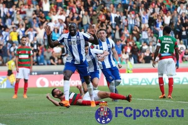 Прогноз на футбольный матч «Маритиму» - «Порту», 30.10.2019 в 21:45 по мск