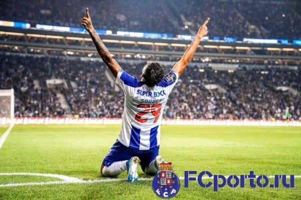 «Порту» 3:0 «Фамаликан»: краткий обзор матча