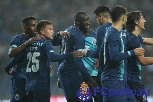 «Порту» победил клуб «Витория» Сетубал со счётом 4:0