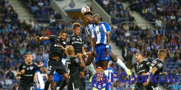 Прогноз на футбольный матч «Порту» - «Авеш», 3.11.2019 в 23:00 по мск