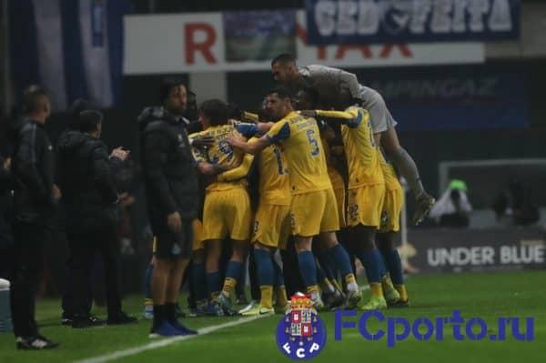 «Боавишта» 0:1 «Порту» - минимальная победа драконов