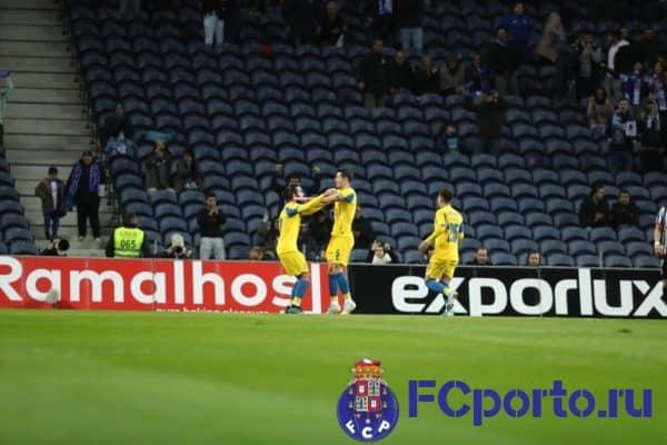 Что говорили игроки «Порту» после матча против «Варзима» (2:1)