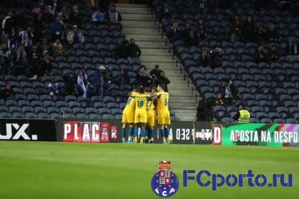Обзор футбольного матча «Порту» - «Варзим»