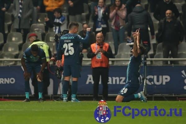 Футбольный клуб «Порту» в финале Кубка Португалии встретится с «Брагой»