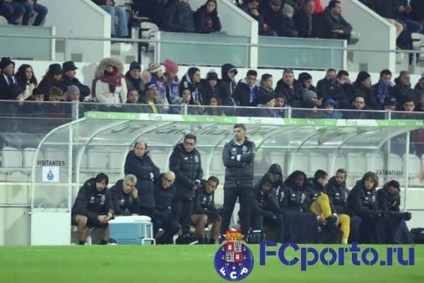 Предматчевая пресс-конференция Сержиу Консейсау, перед игрой в ¼ финала Кубка Португалии