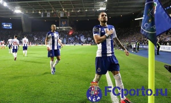 Обзор футбольного матча «Порту» - «Академика» Визеу, 13.02.2020 в 23:45 по мск