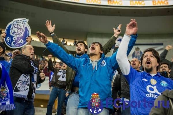 Прогноз на футбольный матч «Академика» Визеу – «Порту», 04.02.2020 в 23:45 по мск