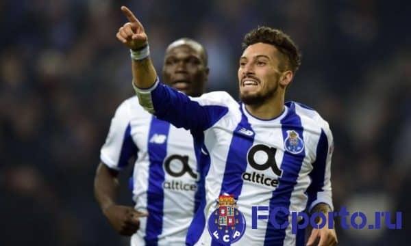 Защитник «Порту» Алекс Теллес заинтересовал итальянский «Ювентус» и английский «Челси»