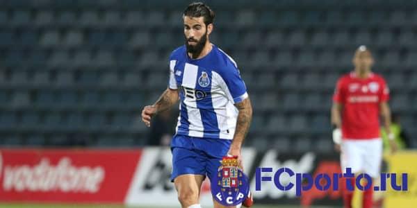 Полузащитник «Порту» Сержиу Оливейра высказался после победы над клубом «Санта-Клара»