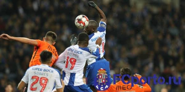 Обзор футбольного матча «Порту» - «Риу Аве» (1:1)