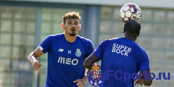Футбольный клуб «Порту» продолжает готовиться к возобновлению домашнего первенства